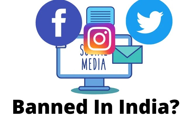 Will Facebook, Twitter, Instagram could be banned in India from tomorrow?