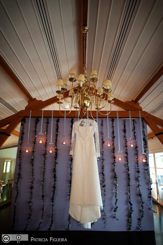 Foto de casamento 0154 de Christiane e Omar. Marcações: 17/12/2010, Acquachiara Milao Italia, Casamento Christiane e Omar, Fotos de Vestido, Rio de Janeiro, Vestido, Vestido de Noiva.