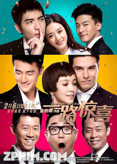 Nhất Lộ Kinh Hỉ - Crazy New Year's Eve (2015) Poster