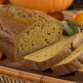 Diabetic Pumpkin Bread Recipes