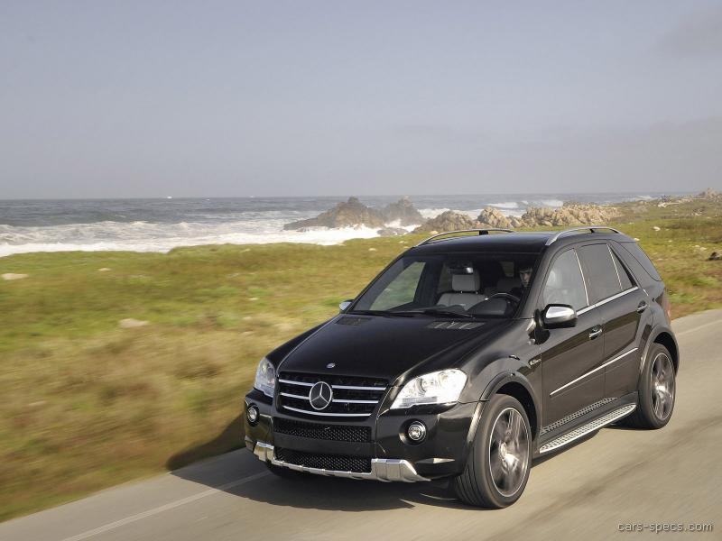 2010 mercedes benz m class ml63 amg specifications. Black Bedroom Furniture Sets. Home Design Ideas