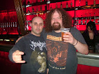 With Shane Embury, NAPALM DEATH, LOCK-UP, BRUJERIA, etc