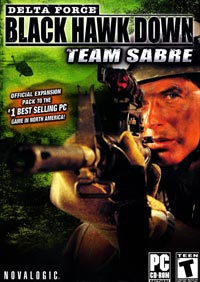 Delta Force: Black Hawk Down -- Team Sabre - Review By Corey Stoneburner