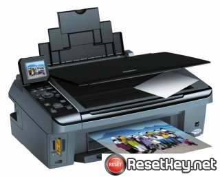 Reset Epson SX510 printer Waste Ink Pads Counter