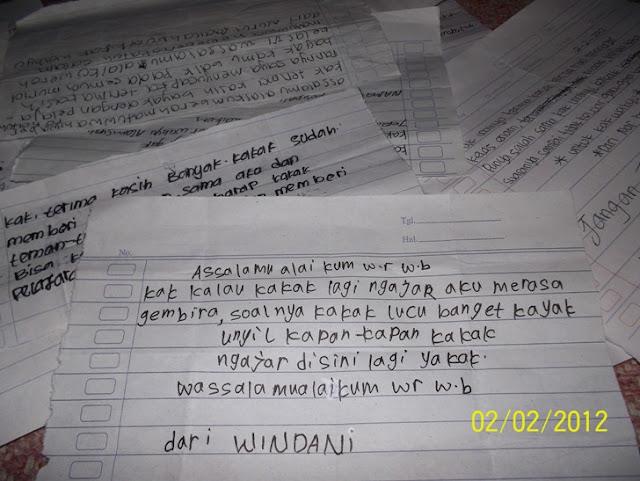 contoh surat cinta untuk ayah dalam bahasa inggris surat p