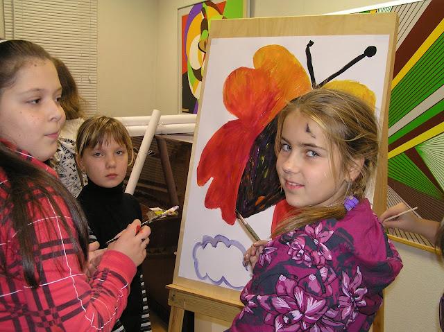 Kunstiosakonda sisseastunud laste pühitsemine - PB100353.JPG