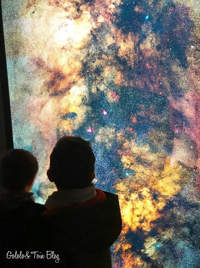 Astrofotografías en el Planetario de Madrid