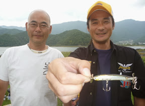 松坂さん提供 K-1MAC特注バージョンジャンケン3