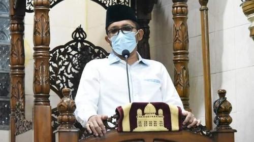 Wako Hendri Septa: Jadikan Ramadan Ajang Mendekatkan Diri kepada Allah SWT