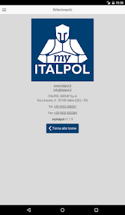 MyItalpol- screenshot thumbnail