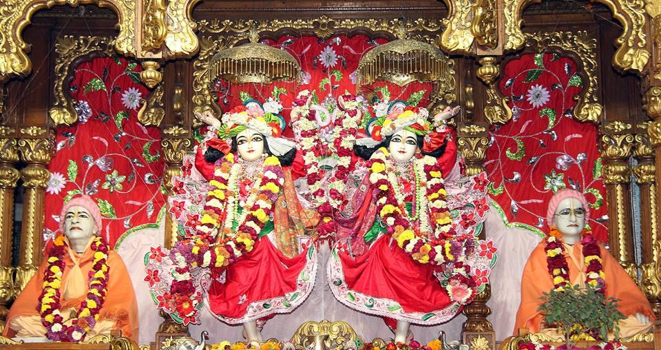 ISKCON Delhi Deity Darshan 06 Jan 2016 (5)