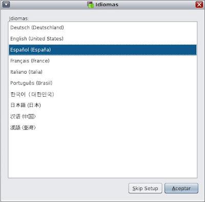 Instalar Oracle Solaris 11 x64 con Live CD y modo gráfico