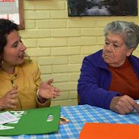 Con mujeres Pob. Exequiel Gonzalez Cortés