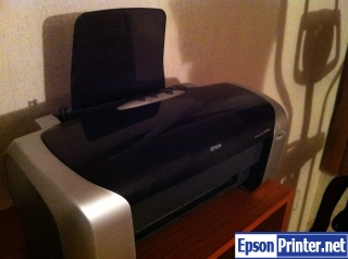 How to reset Epson C78 printer