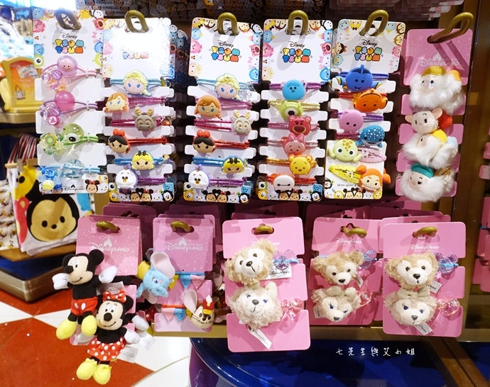 42 香港機場 迪士尼奇妙店 買達菲熊免進迪士尼樂園