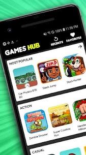 Games Hub – Play Fun Free Games 1