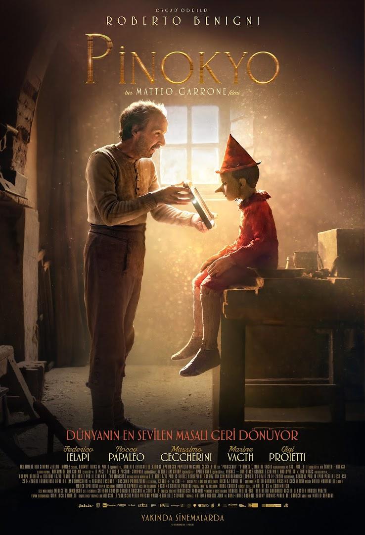 Pinokyo - Pinocchio (2020)