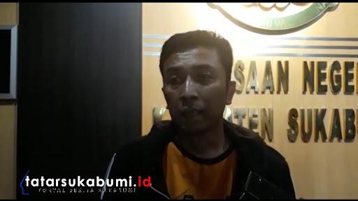 Aji Sukartaji Jaksa Fungsional Kejaksaan Negeri Kabupaten Sukabumi/ Foto : Isep Panji