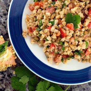 Farro Grain Salad Recipe