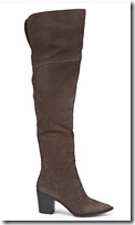 Aldo Olena Suede Over the Knee Boot