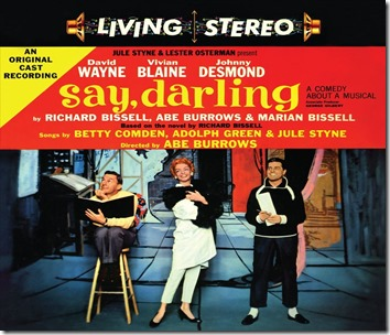 Say Darling