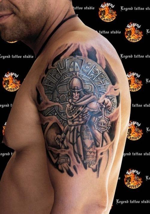 guerreiro_asteca_armas_de_tatuagem