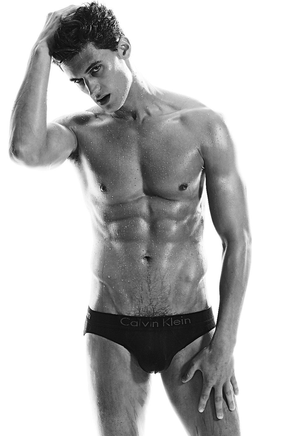 Have faced Garrett neff male model nude