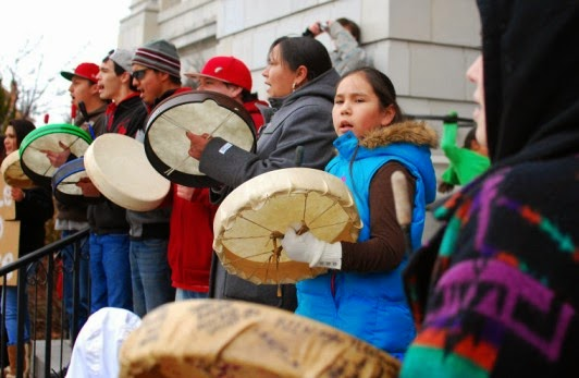Idle No More movement gaining traction in Montana