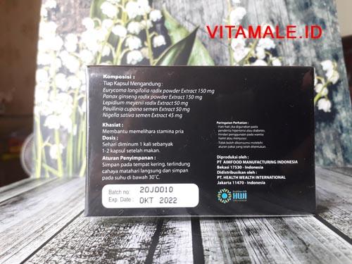 Dapatkan Info Penjual NF Vitamale HWI di Kediri Untuk Pemesanan Yang Aman Bisa