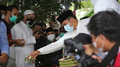 Arief Berbelasungkawa Atas Wafatnya Syekh Ali Jaber