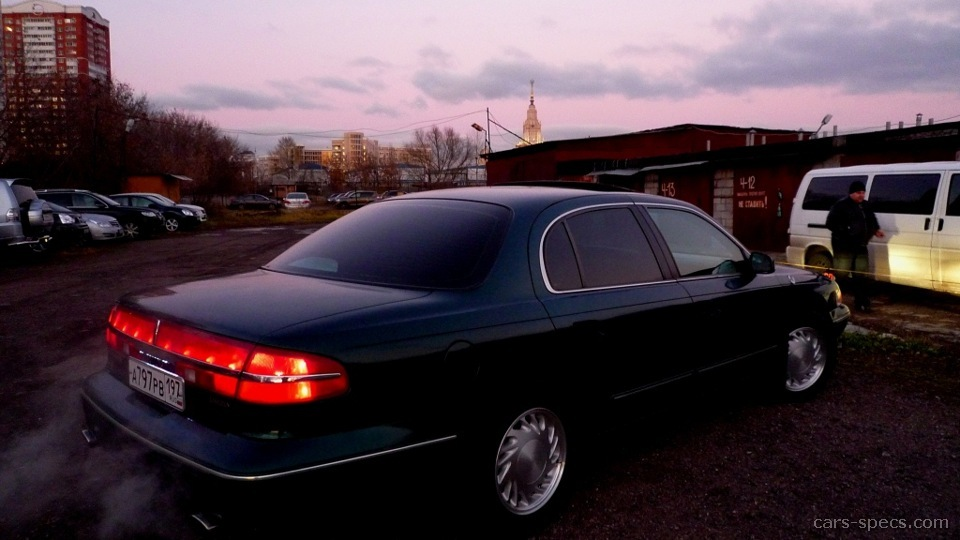 1996 lincoln continental sedan specifications pictures prices. Black Bedroom Furniture Sets. Home Design Ideas