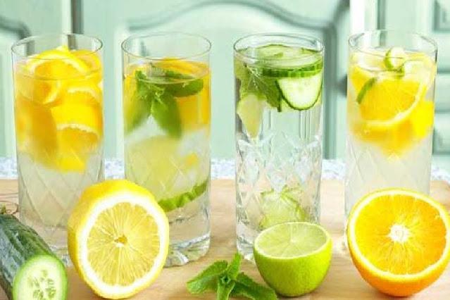 Fakta Seputar Infused Water Wajib Anda Pahami