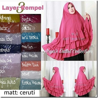 3 layer rempel