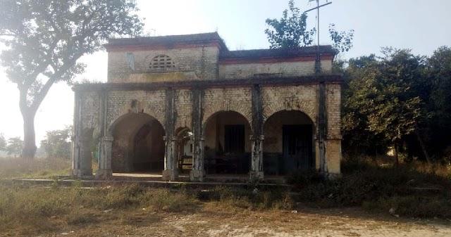 उपेक्षा का शिकार हो चुका है सलखापुर रेलवे स्टेशन