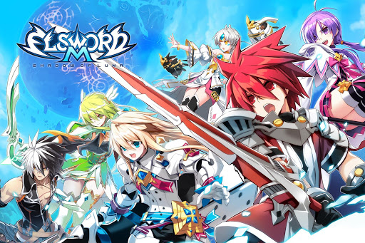 Elsword M Shadow of Luna 1.0.1 screenshots 1