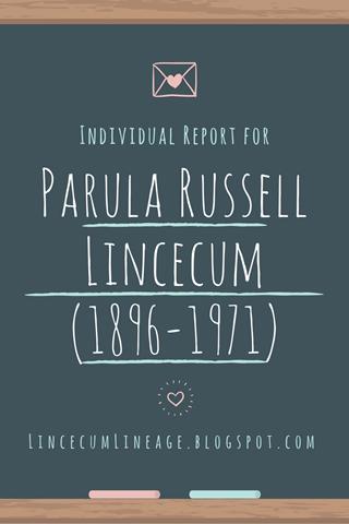 Individual Report - PRLincecum