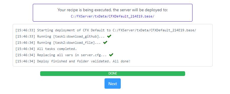 How to Create a Fivem Server on Windows