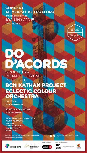 Cartell concert Do DAcods