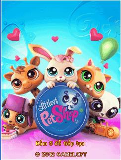 Littlest Pet Shop – Game nuôi thú tiếng việt cực hay
