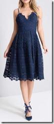 Chi Chi Crochet Lace Dress