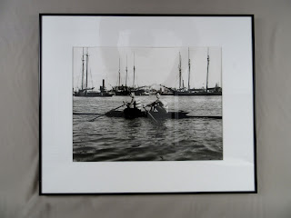 The New York Times Photo Archives; Byron Collection/Museum Of The City Of New York; Rowing On The Harlem River, 1985