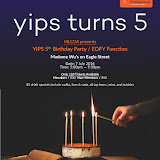 MLCOA presents: YIPs QLD 5th Birthday Party and EOFY Function!