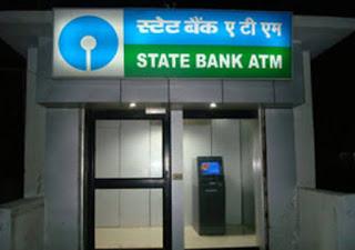 நாளை (31.10.2018) முதல் ATM - ல் ரூ.20,000 மட்டுமே  எடுக்க முடியும் - SBI அறிவிப்பு