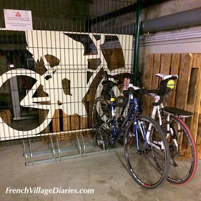 French Village Diaries Vélo Francette La Rochelle Masqhotel