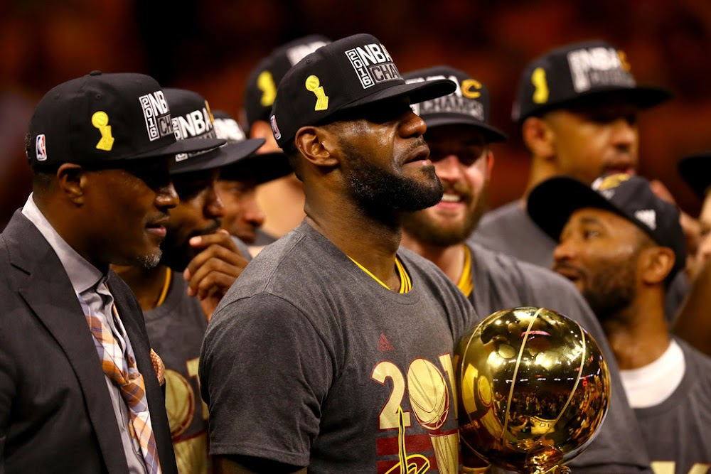 Finals MVP LeBron James Leads The Comeback and Brings Title to Cleveland! | NIKE LEBRON - LeBron ...