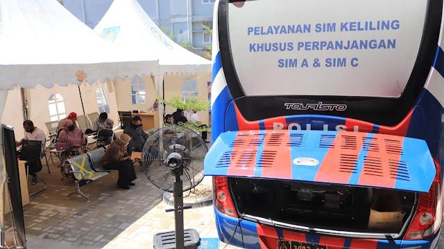 Warga Puas Bawa SIM Perpanjangan dari MPP Payakumbuh.