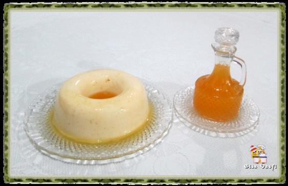 Manjar de laranja 1