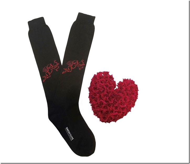 BRESCIANI - Cupido il calzino dell'amore