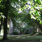 Château de Rouville : chapelle