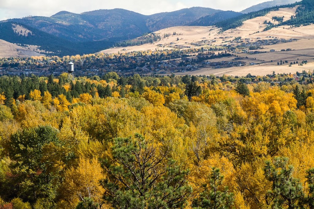 View of Pattee Canyon Missoula, Montana ©Mark Mesenko.  Prints available at http://www.mesenko.com